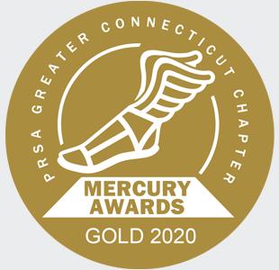 Sullivan & LeShane Public Relations, Inc. Garners Six 2020 PRSA-CT Mercury Awards, Including Four Gold